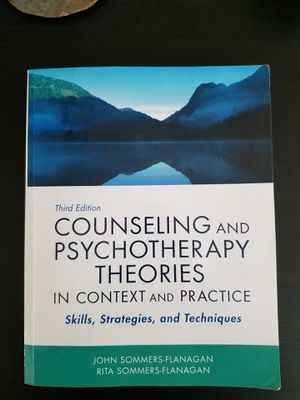 Counseling and Psychotherapy Theories for Sale in San Bernardino, CA