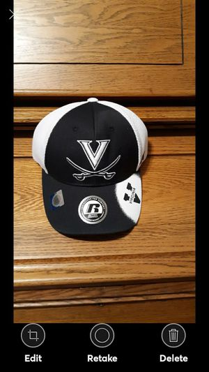 UVA HAT RUSSELL HEADWEAR for Sale in Lynchburg, VA