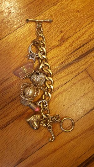 Juicy Coutour charm braclet for Sale in San Francisco, CA