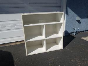 White Storage Shelf for Sale in Huntington Beach, CA