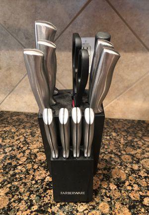 Faberware Knife Block for Sale in Houston, TX
