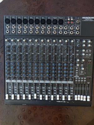 Mackie 16 channel mixer 1604-vlz pro audio for Sale in Virginia Beach, VA