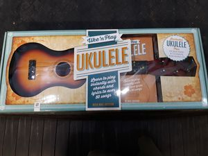 New Ukelele Little guitar/ guitarra pequena for Sale in West Miami, FL