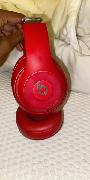 Red Beats Studio 3 ( Trades Accepted ) for Sale in Elkridge, MD