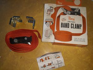 Pony Miter Band Clamp for Sale in Medford, OR