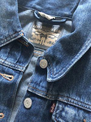 Levi's denim vest for Sale in Austin, TX