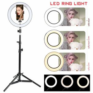 12 inch ring light with stand for Sale in Glendale, AZ