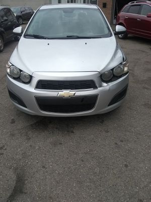 2013 Chevy Sonic automatic 4dr for Sale in Redford Charter Township, MI