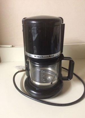 Kitchen Aid coffee maker for Sale in Gaithersburg, MD