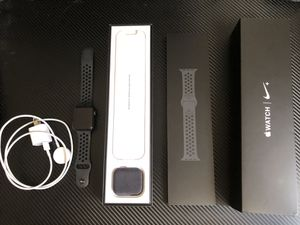 Nike Apple Watch Series 4, 44mm (GPS & LTE CELLULAR) for Sale in Wichita, KS