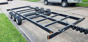 18' Trailer frame for sale for Sale in Deer Park, TX