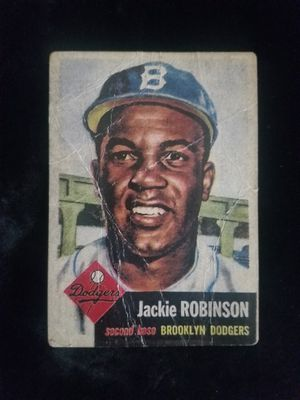 Jackie Robinson and over 250 cards. for Sale in Madera, CA