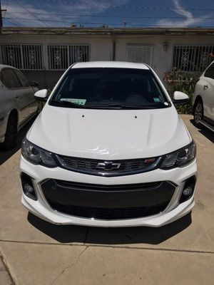 2018 Chevy Sonic LT for Sale in Moreno Valley, CA