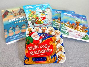 Xmas Board Books~ New! for Sale in Fremont, CA