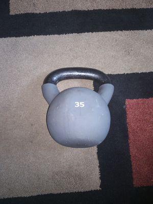 Kettlebell weight for Sale in Norfolk, VA