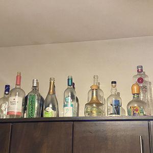 Empty Wine Bottles, Liquor Bottles for Sale in Katy, TX