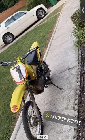 Suzuki Drz 125 for Sale in Ellenwood, GA