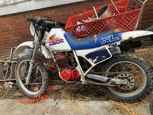 Honda Dirt bike for Sale in Detroit, MI