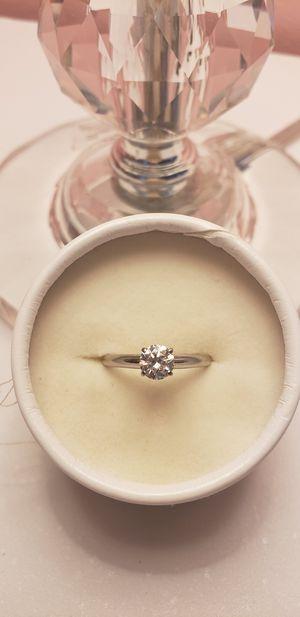 Jared diamond ring 5 ct (6.5) mm for Sale in Springfield, VA
