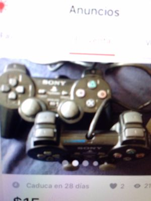 SONY CONTROLES DUALSHOCK 2 Sony PlayStation) for Sale in Miami, FL