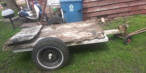 Easy fix just needs new one with a good trailer open for offers or trade for Sale in Gary, IN
