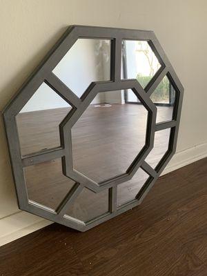 Wall Mirror 2-feet for Sale in Pembroke Pines, FL