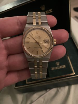 Rolex 17013 36mm 18k gold for Sale in Phoenix, AZ