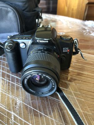 Canon EOS film camera for Sale in Pembroke Pines, FL