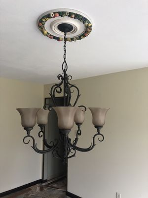 Hanging Light Fixture for Sale in St. Louis, MO