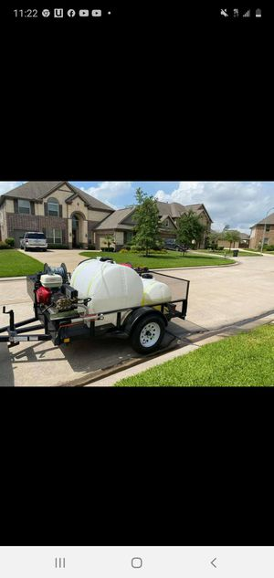 Pressure cleaning rig for Sale in Fort Lauderdale, FL