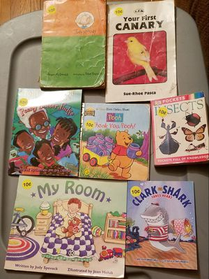 Various children's softcover books for Sale in Ontario, CA