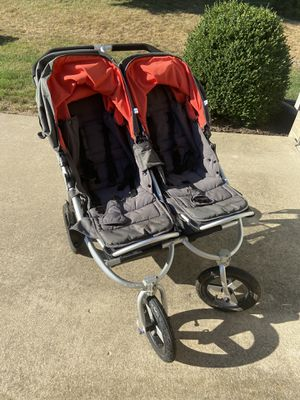 Bumbleride Double Stroller - 2016 for Sale in Dunlap, IL