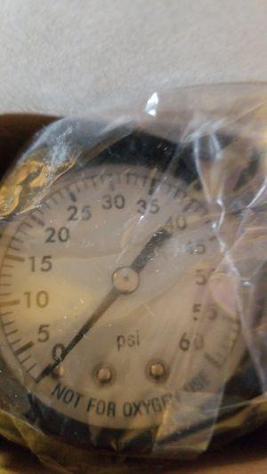 Pressure gauge for pool filter for Sale in Tucson, AZ