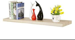 Homewell wooden floating shelves for home decoration., Wood, 36 inches (brand new) for Sale in Ontario, CA