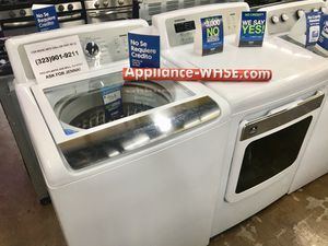 Samsung Washer and Dryer for Sale in Bell, CA
