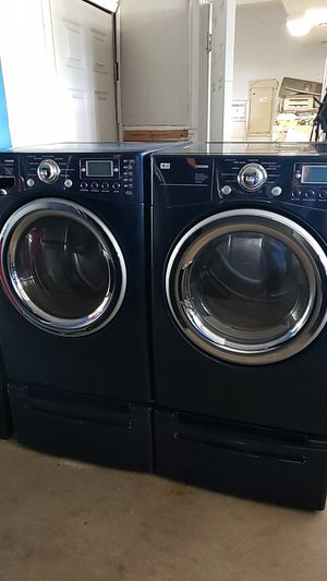LG Washer and gas dryer set for Sale in Fontana, CA