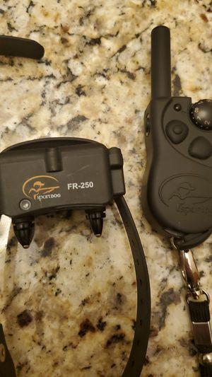 Sportdog brand fr250 for Sale in Henderson, TX