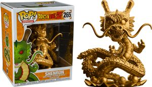 Funko POP Gold Shenron 6-inch for Sale in Phoenix, AZ