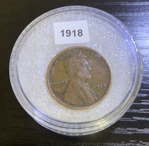 1918 Wheat Penny for Sale in Banning, CA