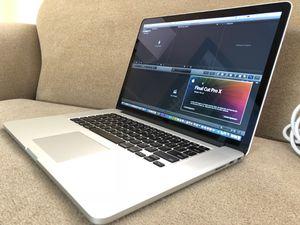 """Late 2015. MacBook Pro 15""""2.8 Qua core i7/16Gb/1Tb SSD for Sale in Los Angeles, CA"""