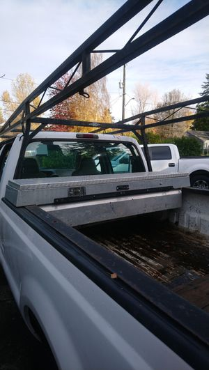 PROTECH TOOL BOX • FITS FULL SIZE TRUCK F350 F250 for Sale in SeaTac, WA