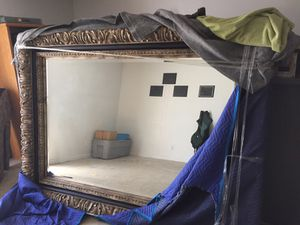 Extra large wall mirror for Sale in West Palm Beach, FL