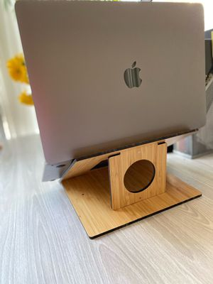 New Portable Laptop & Notebook Stand - Sustainable, Durable, Light & Versatile for Sale in San Francisco, CA