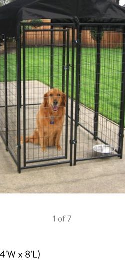 Dog kennel New In The box for Sale in Stockton,  CA