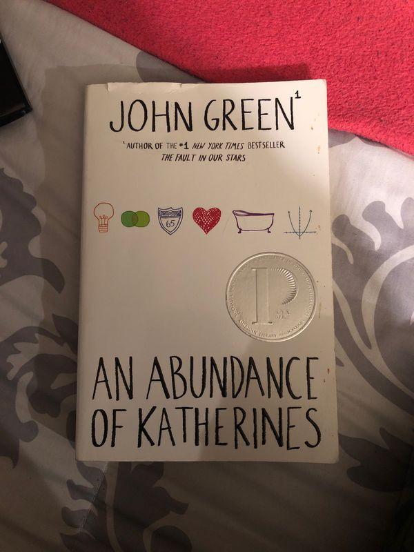 An abundance of Katherines John Green