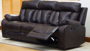 Peeled off leather Sofa recliner for Sale in Westchase, FL