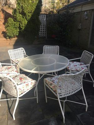 Patio furniture for Sale in Potomac, MD