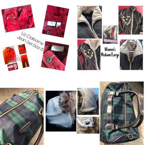 Clothes & Designer Travel Bag (Liz Claiborne, Baby Gap, Eddie Bauer, Ann Taylor etc) *ABLE TO DELIVER* for Sale in Grapevine, TX