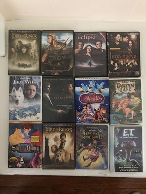 MOVIES for Sale in Los Angeles, CA