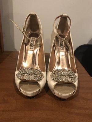 Badgley Mischka Heels size 5.5 for Sale in Peabody, MA